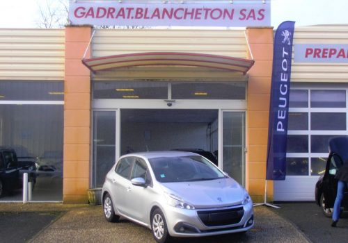 PEUGEOT 208 ACTIVE HDI 100 CH