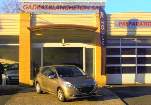 PEUGEOT 208 STYLE 1.4L HDI 70 CH