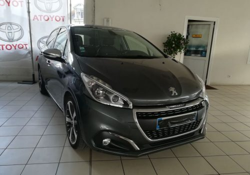 Peugeot 208 Féline 1.6 HDI 100