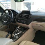 intérieur BMW 120 cuir