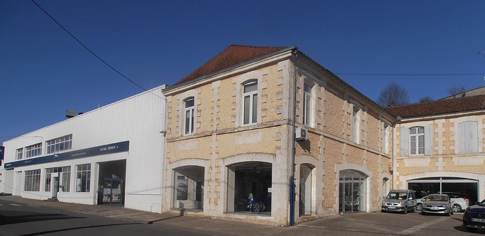 Peugeot Chalais